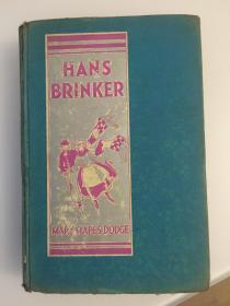 英文原版 HANS BRINKER