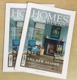 HOMES&GARDENS 2019年4月英国家居装饰装修设计杂志