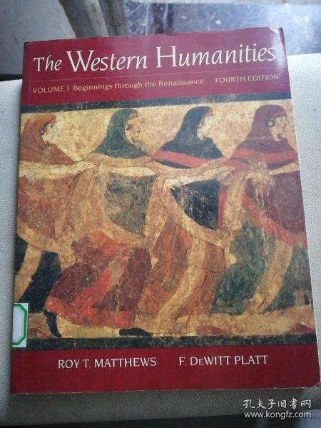 The Western Humanities Volume One