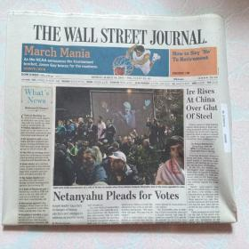 THE WALL STREET JOURNAL 华尔街日报 2015/03/06  外文原版报纸