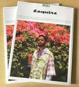 英国版Esquire时尚先生2019年9-10月合刊 英文男士时尚服装杂志
