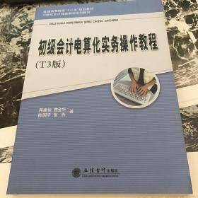 初级会计电算化实务操作教程 正版 蒋建俊,费金华,陈国平,张燕 9787542956989