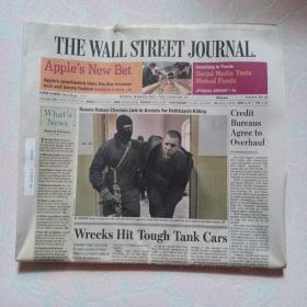 THE WALL STREET JOURNAL 华尔街日报 2015/03/09  外文原版报纸