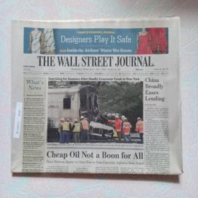 THE WALL STREET JOURNAL 华尔街日报 2015/02/05  外文原版报纸