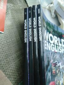 WORLD.EHGLlSH(四本合售)
