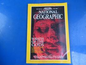 NATIONAL GEOGRAPHIC JULY 2000国家地理7月号  附地图
