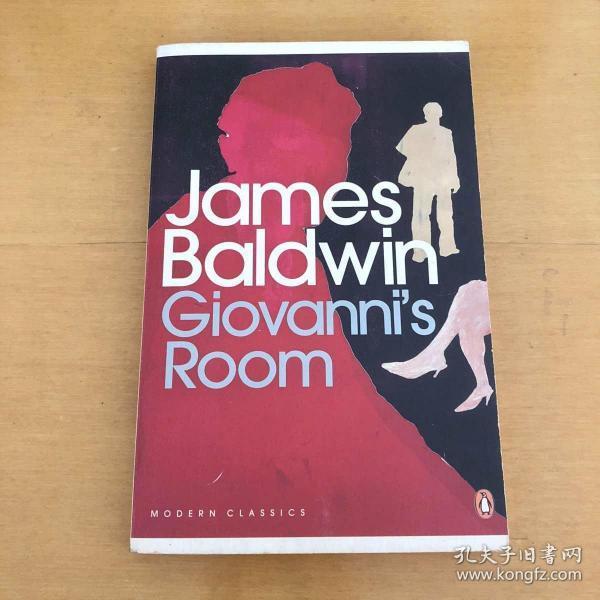 Giovanni's Room 英文原版 (Penguin Books Modern Classics)