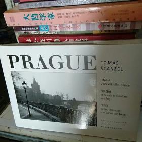 PRAGUE 摄影图集 多种文字