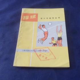 排球 青少年体育丛书