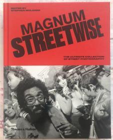 现货 马格南街头摄影 街头摄影的终极收藏  Magnum Streetwise 英文原版