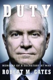Duty:Memoirs of a Secretary at War
