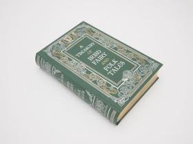 A Treasury of Irish Fairy and Folk Tales爱尔兰神话和民间传说 英文版