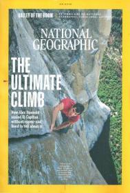 National Geographic美国国家地理2019年2月 英文版特价旅游杂志