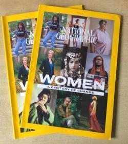 National Geographic美国国家地理2019年11月 英文版特价旅游杂志