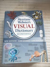 Merriam-Webster's Visual Dictionary韦氏图片词典