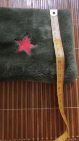 八一 绿围巾  带红五角星  【收藏佳品】