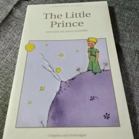 The Little Prince (Wordsworth Children's Classics)小王子 英文原版