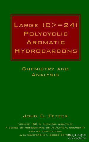 Large(C>=24)PolycyclicAromaticHydrocarbons:ChemistryandAnalysis