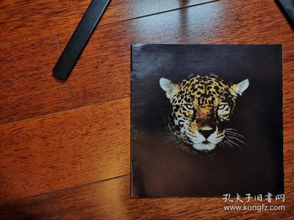 1992年款 捷豹 美洲虎XJ6 XJS 轿车 广告册 宣传册 画册 样本 型录