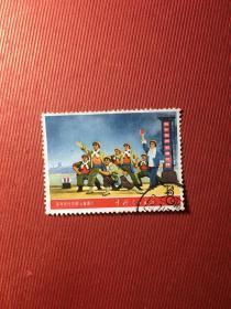 文5海港邮票文5样板戏文5革命文艺邮票盖销邮票信销邮票文革邮票(2)
