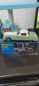 老铁皮玩具车