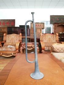 旧藏,在北京早些年收藏的 清代 铜洋号一件,全品相,完整 无修。具体尺寸品相如图。