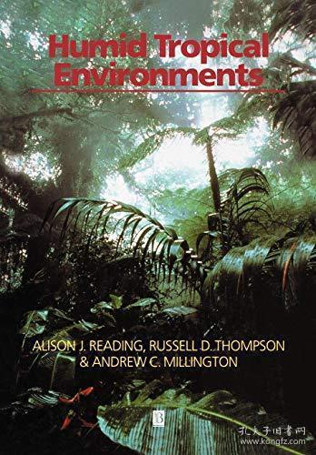 Humid Tropical Environments (Natural Environment)