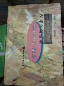 云南少数民族语言文字概论
