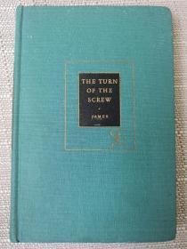 1930年The Turn of the Screw 螺丝在拧紧 亨利詹姆斯世界英文原版名著