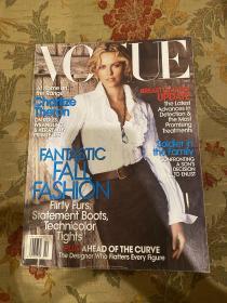 美国版US Vogue 2007年10月刊