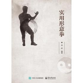 实用形意拳 庞超 电子工业出版社 正版书籍