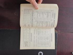 全国铁路旅客列车时刻表1979.5修订、列车运行时刻表1997.4.1实行 2本