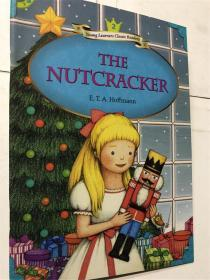英文儿童阅读故事书 young learners classic readers the nutcracker e.t.a.hoffmann 2 经典小读者文摘系列 带音频