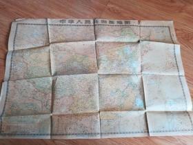 地图:中华人民共和国地图