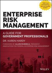 Enterprise Risk Management: A Guide for Government Professionals