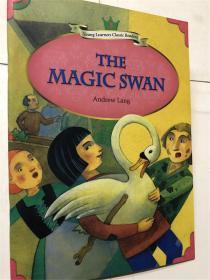 英文儿童阅读故事书 young learners classic readers the magic swan andrew lang 3 经典小读者文摘系列 带音频