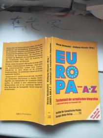 EUROPA von A-Z