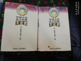 中国古代北方民族文化史  上下