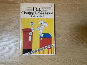 "84, Charing Cross Road    《查令十字街84号》英文原版,""爱书人的圣经"",董桥:令人受不了的是字里行间的风趣。好看温馨的文字"