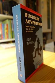 巴菲特和比尔盖茨推荐的 Business Adventures: Twelve Classic Tales from the World of Wall Street