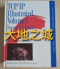 TCP/IP Illustrated, Volume 1: The Protocols [第二版]