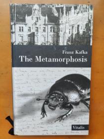 (Die Verwandlung) The Metamorphosis Franz Kafka 变形计 英文原版 卡夫卡