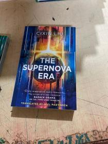 The Supernova Era 英文原版 超新星纪元 Cixin Liu 科幻小说