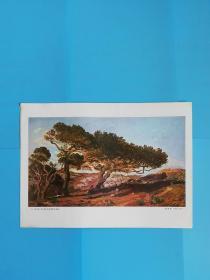 敦刻尔克附近田庄的一角--布丹(1824--1898)
