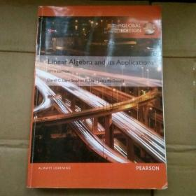 Linear Algebra and Its Applications, Global Edition(FIFTH EDITION)线性代数及其应用,全球版