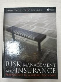Risk Management and Insurance【外文书 书品自鉴】