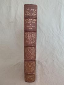 Franklin真皮限量本:Gulliver's travels   格列佛游记