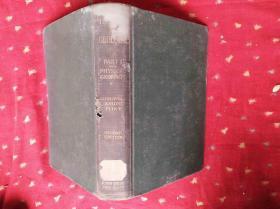 A TEXTBOOK OF GEOLOGY  地质学教科书