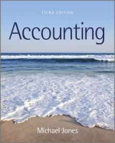 Accounting, 3rd Edition