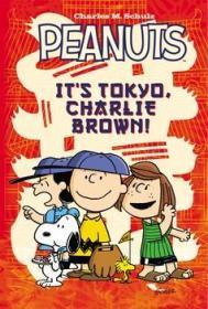Peanuts It's Tokyo, Charlie Brown